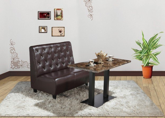 Booth Sofa Seating(FOH-CBCK62)