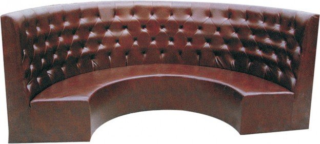 Booth Sofa Seating(FOH-CBCK65)