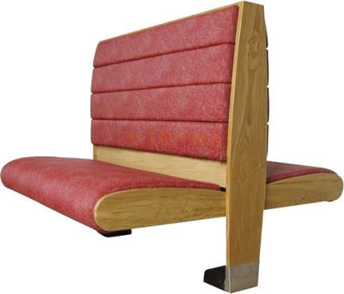 Booth Sofa Seating(FOH-RC115)