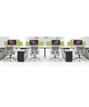 Modern Office Workstation(FOH-TLS10A)