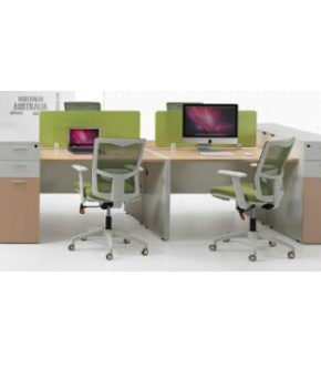 Modern Office Workstation(FOH-TLS5B)