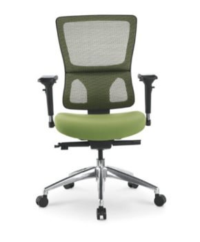 OFFICE CHAIR FOH-X4P-3B