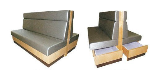 Booth Sofa Seating(FOH-CBCK32)