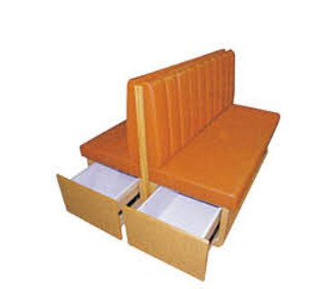 Booth Sofa Seating(FOH-CBCK34)