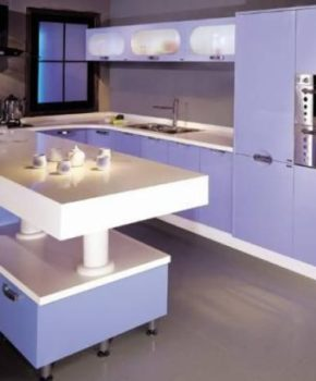 Kitchen Counter Custom Made(FOH-KC06)