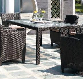 Outdoor Furniture(FOH-MJT-21076P)