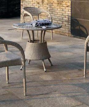 Outdoor Furniture(FOH-MJT-9118AC)