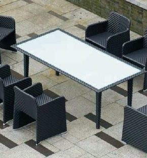 Outdoor Furniture(FOH-MJT-CE-7000)