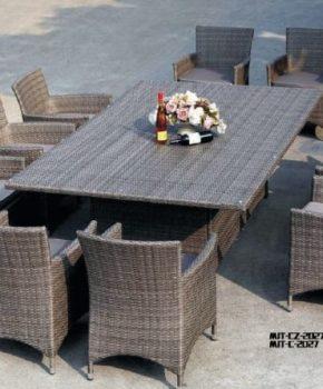 Outdoor Furniture(FOH-MJT-CZ-2027)