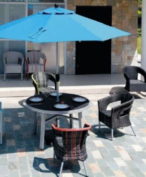Outdoor Furniture(FOH-MJT-CZ-3010)