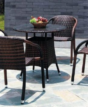 Outdoor Furniture(FOH-MJT-CZ-3013)