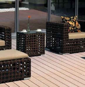 Outdoor Furniture(FOH-MJT-K-9090E)