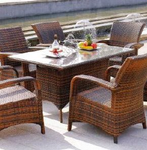 Outdoor Furniture(FOH-ST-6681)