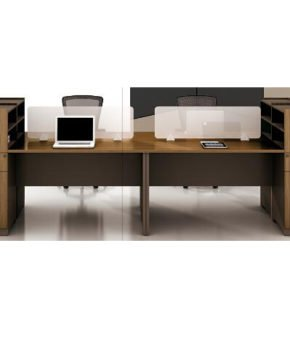 Modern Office Workstation(FOH-TLS10C)