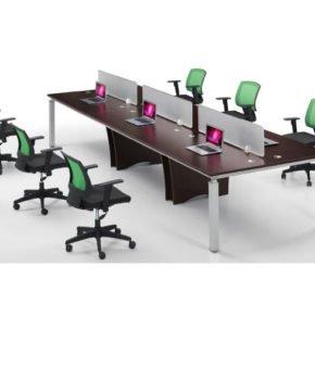 Modern Office Workstation(FOH-TLS11C)