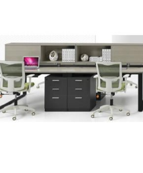 Modern Office Workstation(FOH-TLS7B)
