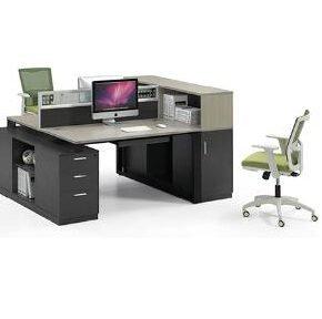Modern Office Workstation(FOH-TLS9C)