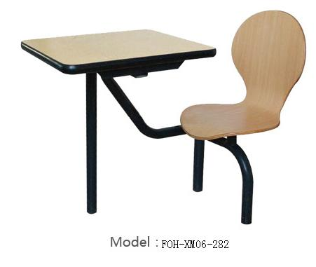 Connecting Table and Chair(FOH-XM06-282)