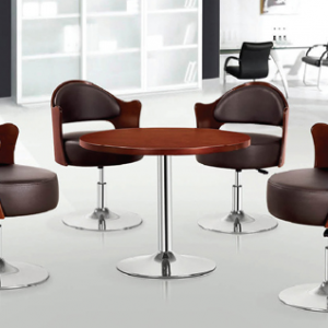 office chair & table set