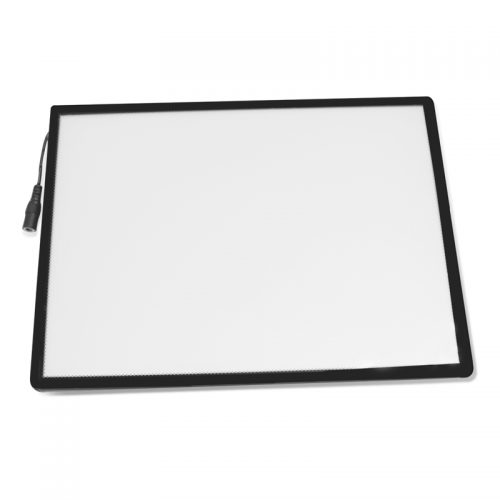 Backlit Light Box Advertising Sign for Advertisement Menu A2 Poster Side-drawing (7)