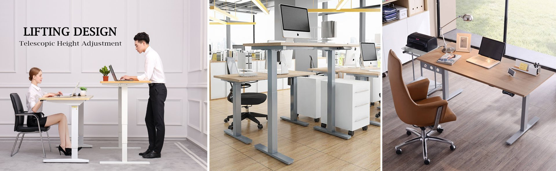 Lifting Design – Intelligent Height Adjustable Table