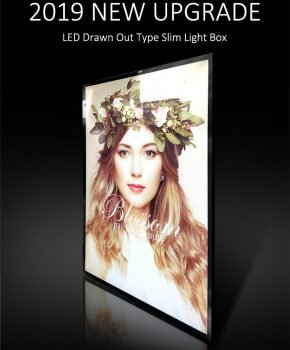 Backlit LED Light Box Backlit Advertising Sign Poster A3 (1)