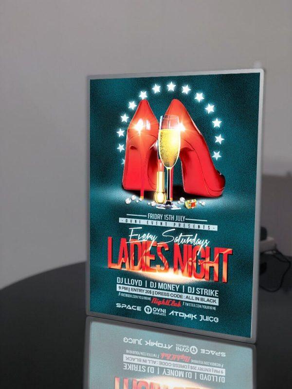 LED Advertising Light Box