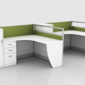 Office Workspaces - B3-F204