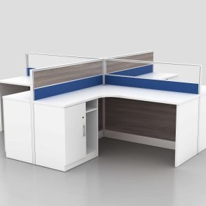 Office Workspaces - D4-S401