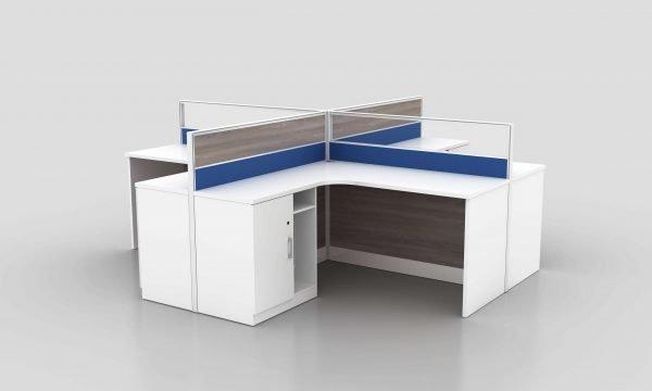 Office Workspaces - D4-S401