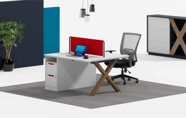 Office Workstation - FOH-FJG06-1