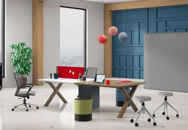 Office Workstation - FOH-FJG07