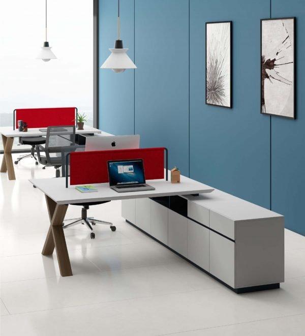 Office Workstation - FOH-FJG09