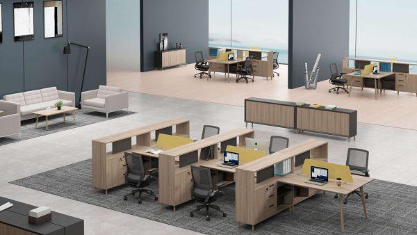 Office Workstation - FOH-FJIANY06-3