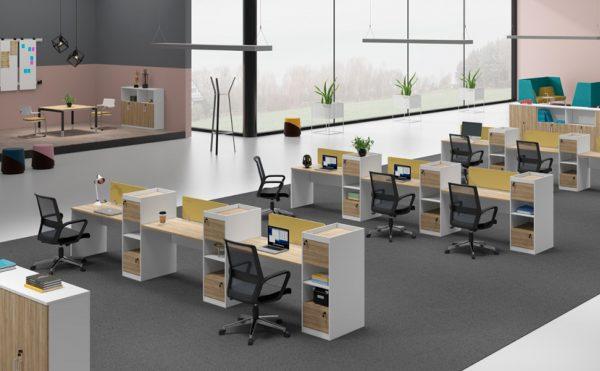 Office Workstation - FOH-FSN13