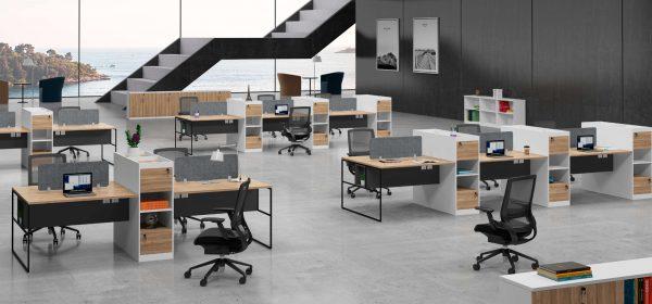 Office Workstation - FOH-FSR11