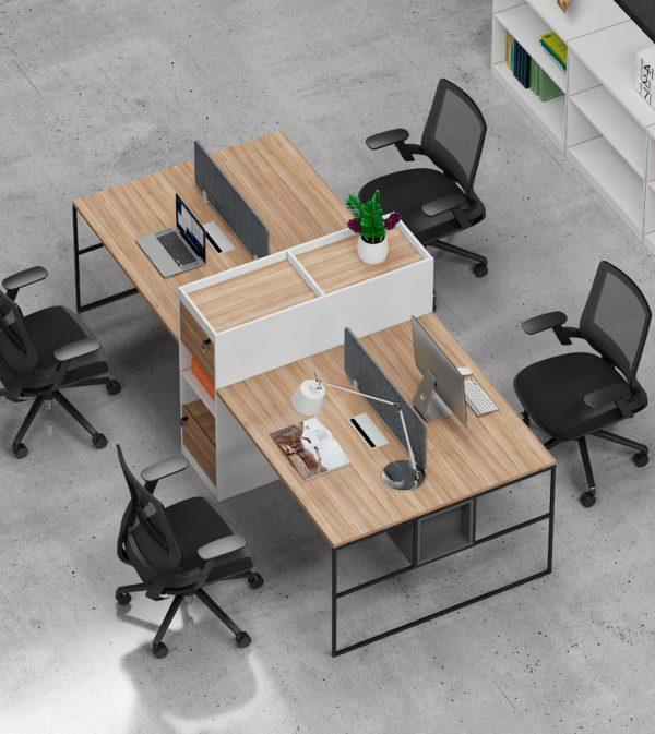 Office Workstation - FOH-FSR12-2