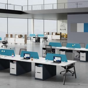 Office Workstation - FOH-FWD08-3