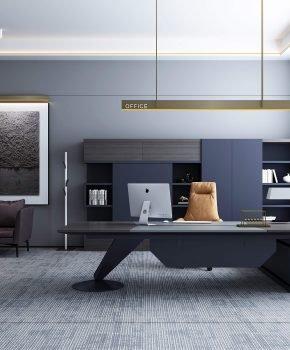 Modern office furniture - FOH-JCED201