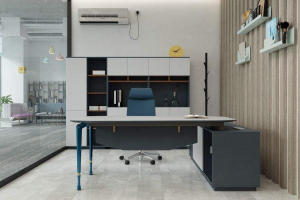 Modern office furniture - FOH-QMED701
