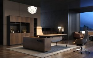 Modern office furniture - FOH-YLED103