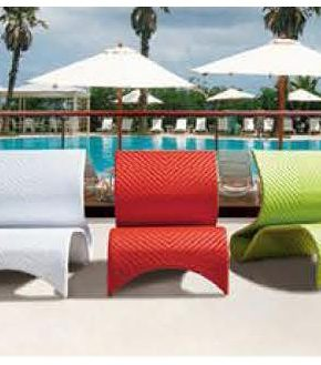 Outdoor Lounge Chair - FOH-OT-2051C