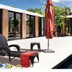 Outdoor Lounge Chair - FOH-OT-2063