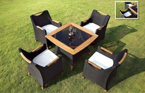Outdoor Bar Dining Sets - FOH-OT-27002
