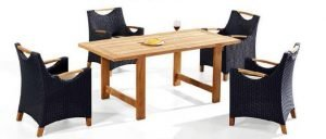 Outdoor Dining Table Set - FOH-OT-27002AC