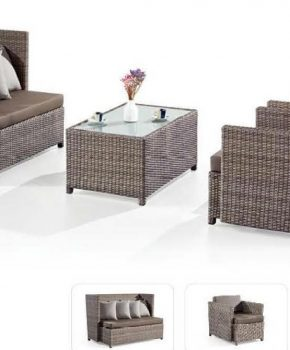 Outdoor Sofa - FOH-OT-4209
