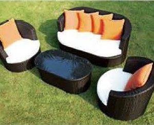 Outdoor Lounge Chair - FOH-OT-6422