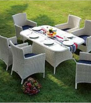 Outdoor Dining Table Set - FOH-OT-80040T