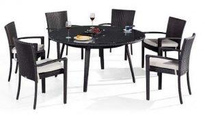 Outdoor Restaurant Furniture - FOH-OT-9014
