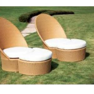 Outdoor Lounge Chair - FOH-OT-9024A